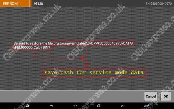 OBDSTAR-X300-DP-BMW-FEM-BDC-Smart-Key-Programming-52