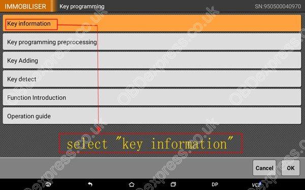 OBDSTAR-X300-DP-BMW-FEM-BDC-Smart-Key-Programming-6