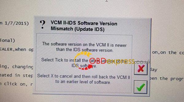 vcm-ii-software-ids-109-update-error