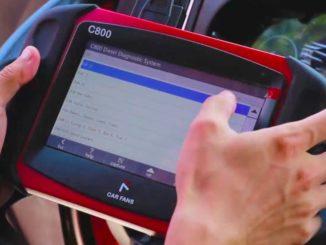 Truck Scanner Heavy Duty Diagnostic Tool