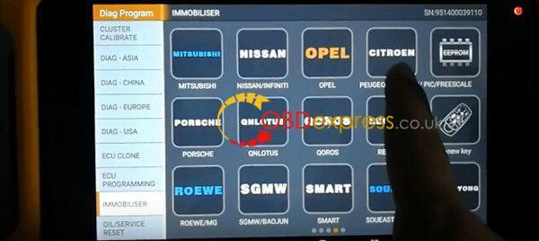 obdstar x300 dp plus peugeot pin codes 4 600x268 - Obdstar X300 DP PLUS Pulls Pin Codes Peugeot X04 BSI - Obdstar X300 DP PLUS Pulls Pin Codes Peugeot X04 BSI