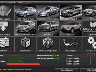 Ford Ucds Pro Software Display 07