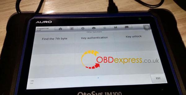 OTOSYS-IM100-unlock-bmw-cas3-remote-12