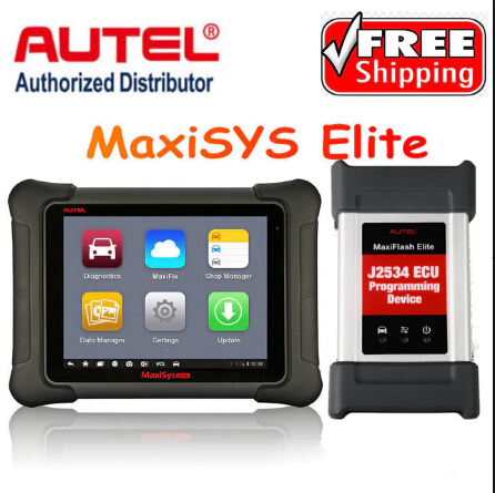 AUTEL MaxiSys Elite with J2534