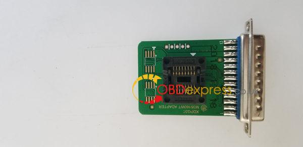 vvdi pro m35160wt adapter 05 600x292 - VVDI Pro read write erase M35160WT M35128 possible with new adapter - VVDI Pro read write erase M35160WT M35128 possible with new adapter