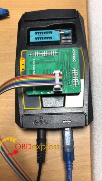 vvdi prog bmw 35160WT read write 1 338x600 - VVDI Pro read write erase M35160WT M35128 possible with new adapter - VVDI Pro read write erase M35160WT M35128 possible with new adapter