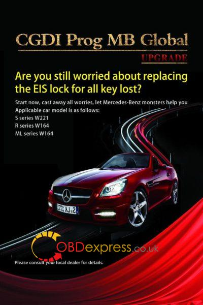 cgdi mb update 2019 02 400x600 - How does CGDI MB collect data from EIS when all keys lost via OBD? - How does CGDI MB collect data from EIS when all keys lost via OBD?