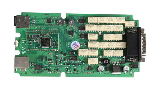 sp207 b mutidiag pro single pcb 1 - Confirmed!Multidiag pro+ DS150E can read BMW cars - new & old