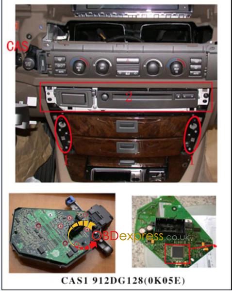 CAS1 912DG128(0K05E)