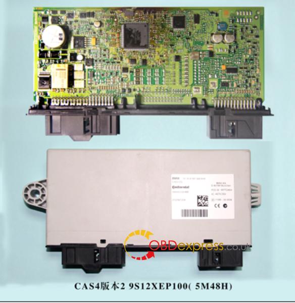 CAS 9S12XEP100