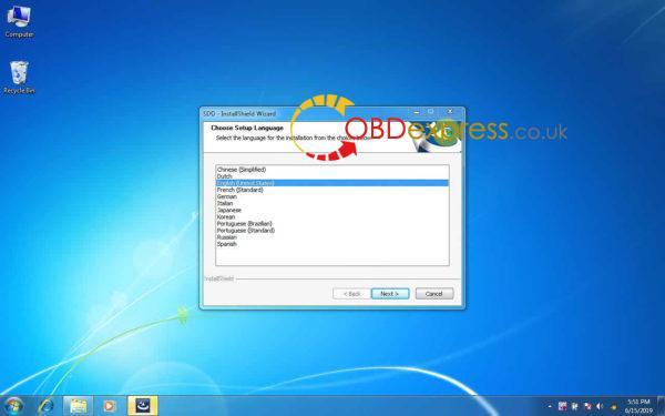 sdd v157 win7 on svci doip 02 600x375 - Download & win7 install SDD V157 for SVCI DoIP Jaguar Landrover diagnosis
