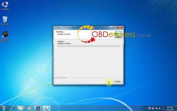 sdd v157 win7 on svci doip 07 600x375 - Download & win7 install SDD V157 for SVCI DoIP Jaguar Landrover diagnosis