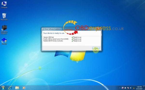 sdd v157 win7 on svci doip 18 600x375 - Download & win7 install SDD V157 for SVCI DoIP Jaguar Landrover diagnosis