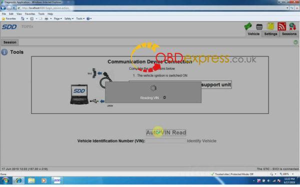 sdd v157 win7 on svci doip 26 600x375 - Download & win7 install SDD V157 for SVCI DoIP Jaguar Landrover diagnosis