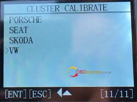 OBDSTAR-MT401-volkswagen-polo-6R-Mileage-correction-4