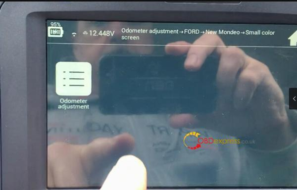 lonsdor-k518ise-ford-mondeo-2016-odometer-settings-5