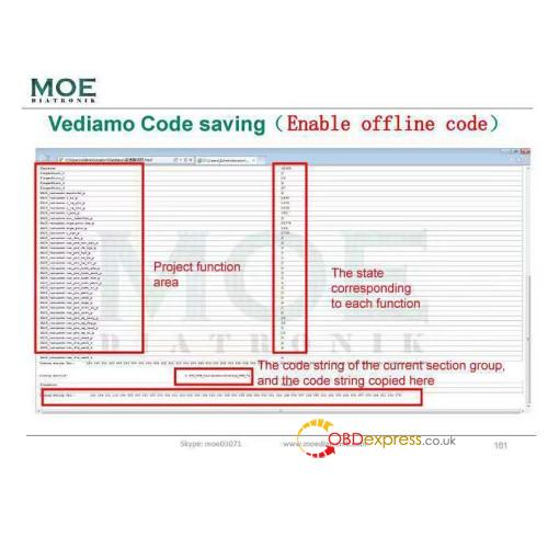 moe diatronic vediamo training book 06 - First Book by Moe Diatronic shows how to use Vediamo Engineer System