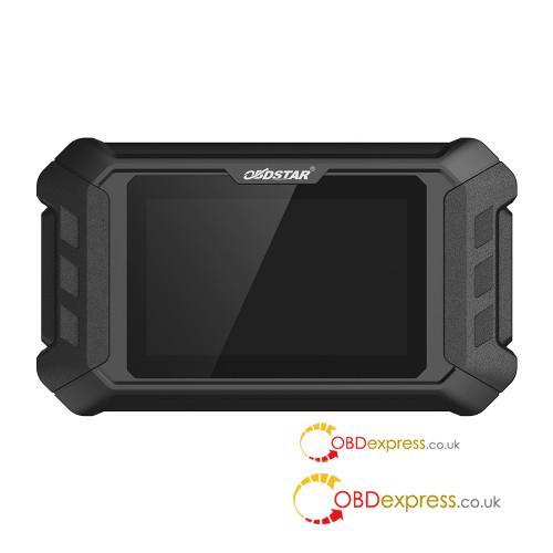 OBDSTAR X300 PRO4 1 - OBDSTAR X300 Pro4 Test Reports for Opel, Renault, Fiat, Peugeot - OBDSTAR-X300-PRO4-1