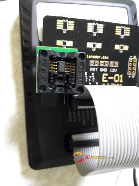 lonsdor k518s read write chip type at93c56 8bit 02 - Lonsdor K518S reads writes eeprom AT93C56-8bit AT93C66-8bit AT25160B
