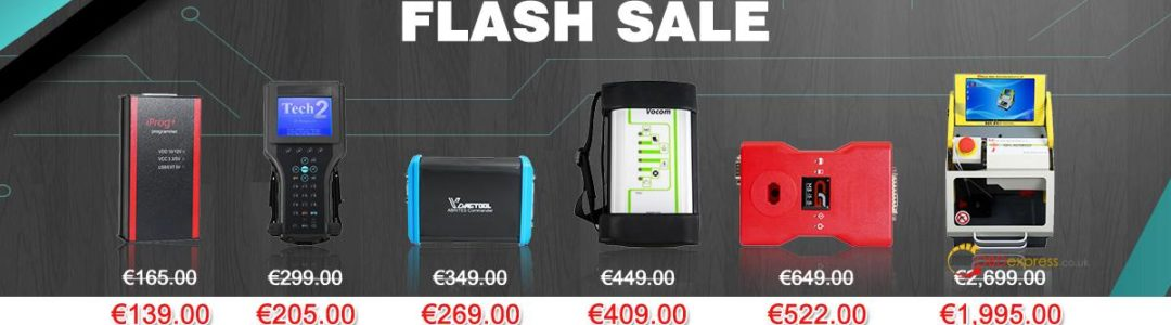 obdexpress.co.uk Flash Sale