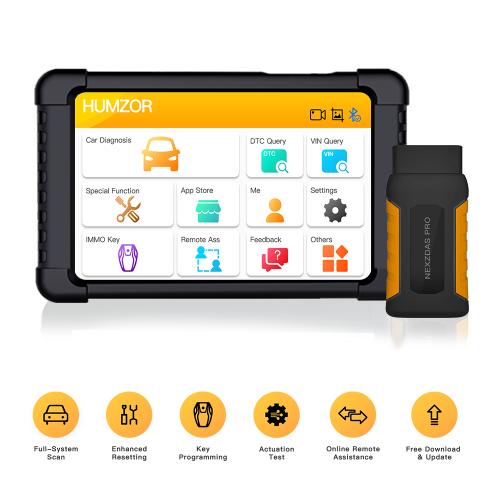 Humzor Nexzdas Pro 10inch Tablet 02