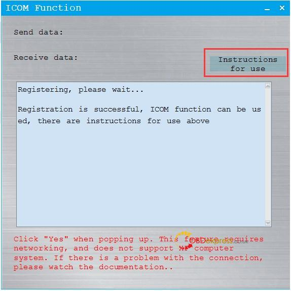 Use Cgdi Bmw Icom Function With Rheingold Software 02