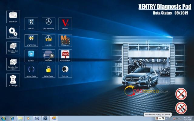 Xentry 2019 12 02
