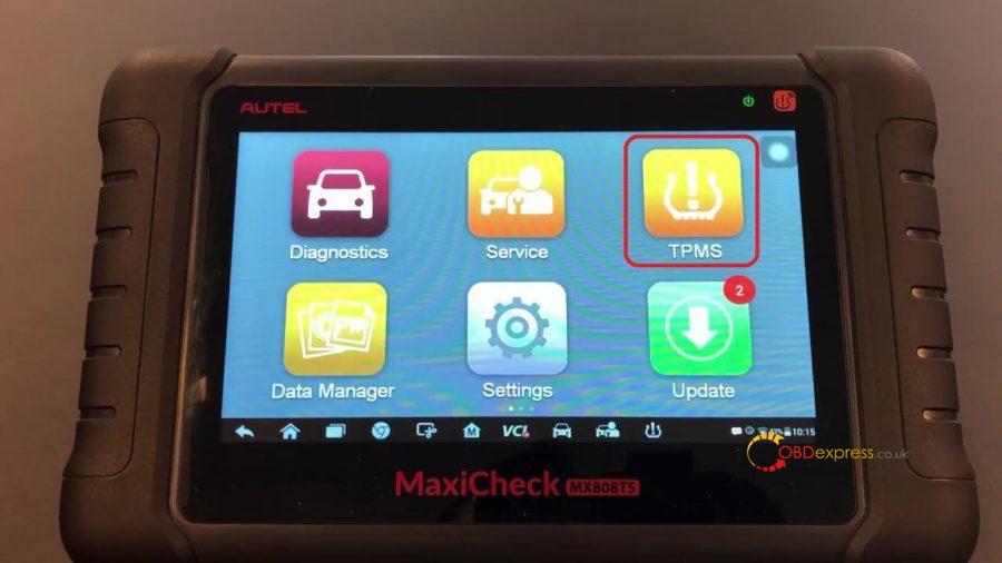 Autel Maxicom Mk808ts Full Tpms 01