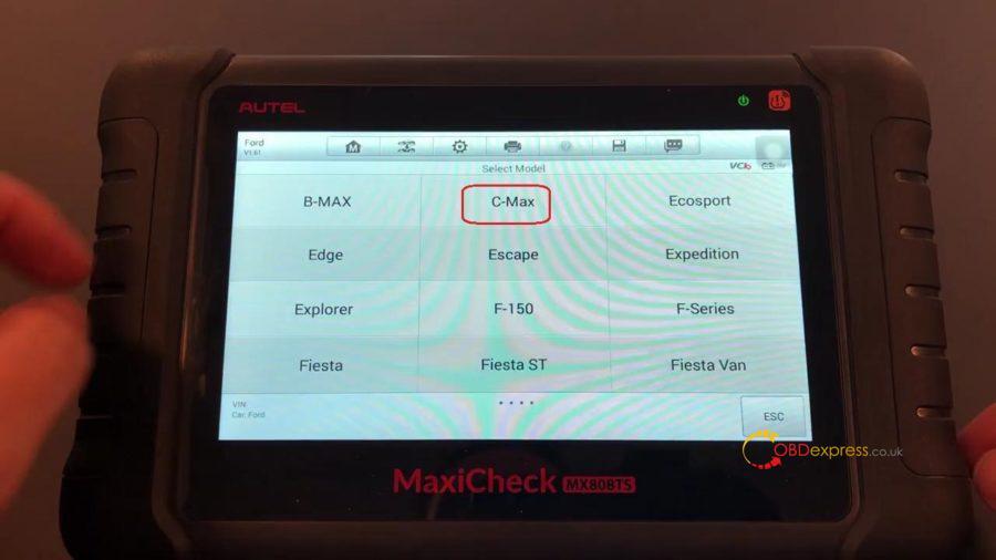 Autel Maxicom Mk808ts Full Tpms 03