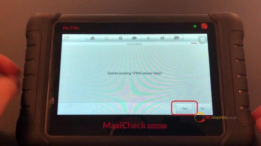 Autel Maxicom Mk808ts Full Tpms 05