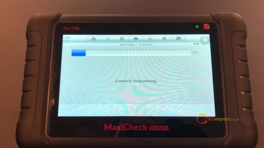 Autel Maxicom Mk808ts Full Tpms 14