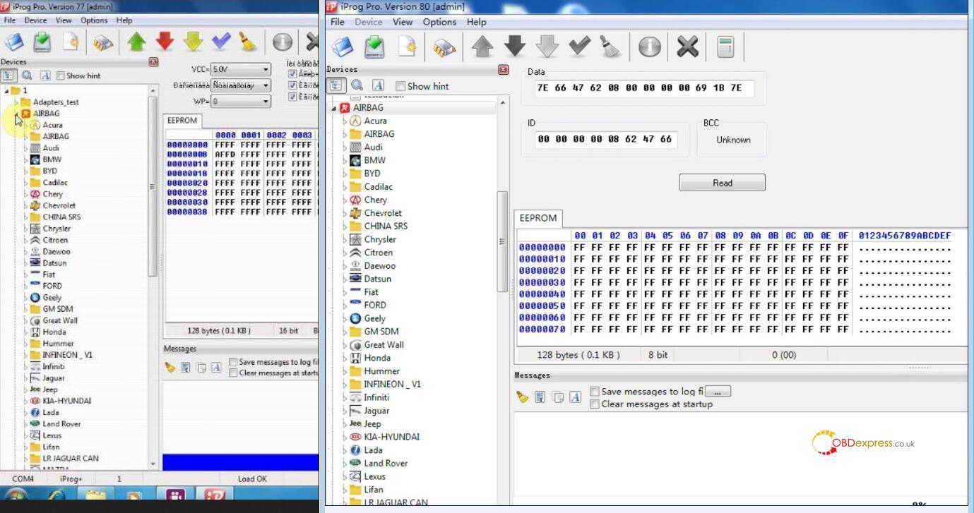 Iprog Plus Clone V80 Update 1