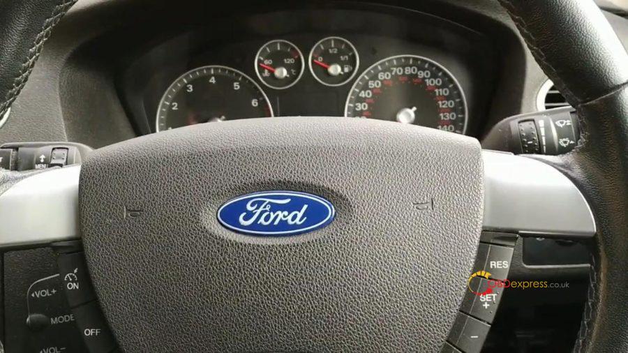 Lonsdor K518s Add Key For Ford Focus 01