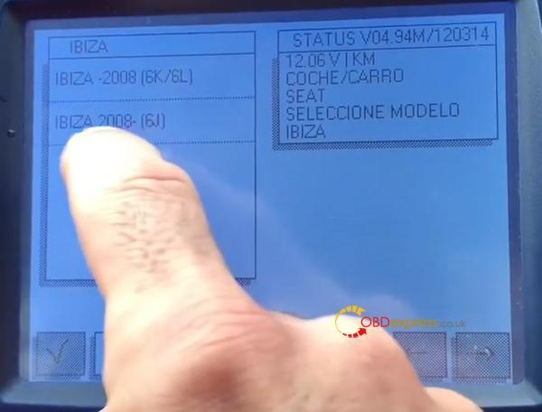 Ibiza 6j 2014 Digiprog3 Mileage 6