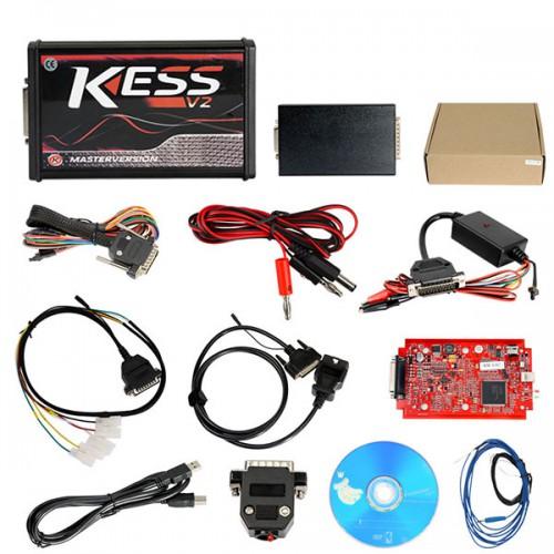 Kess Red Pcb 01