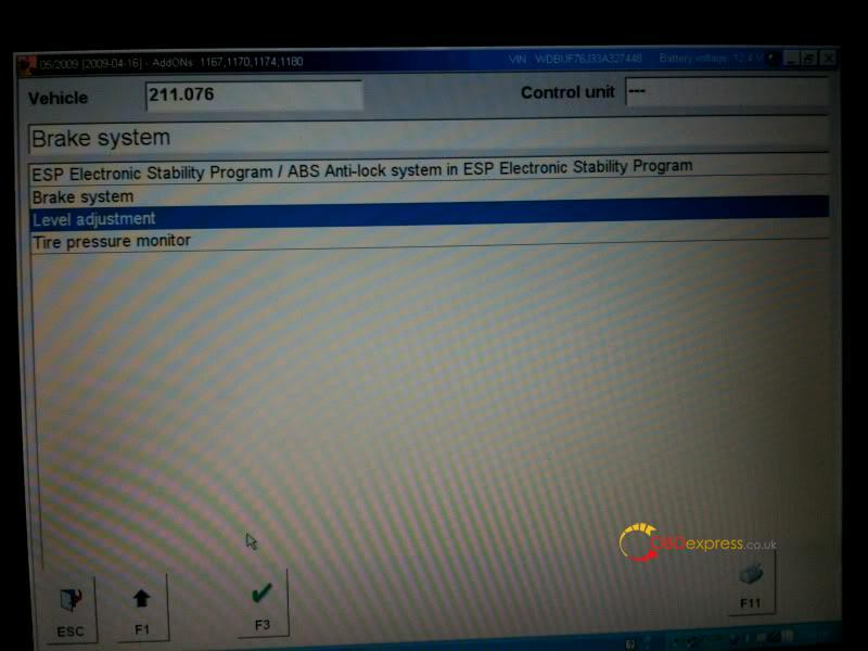 Xentry User Manual 05