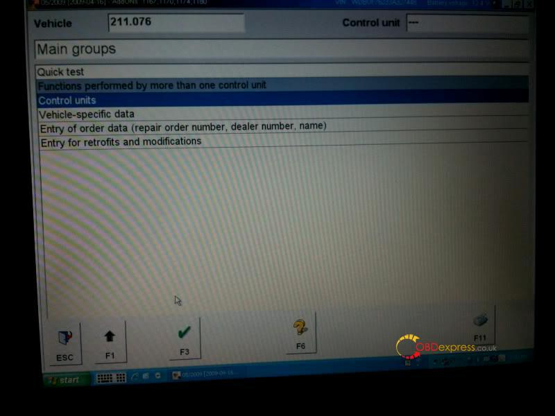 Xentry User Manual 12