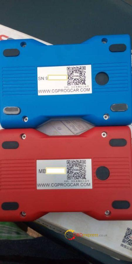 Bind Cgpro 9s12 With Cg Mb