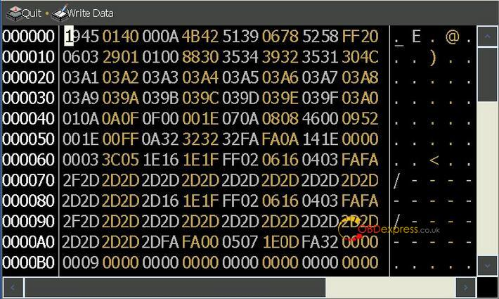 Ford Mondeo Odometer Adjust By Digimaster 3 09