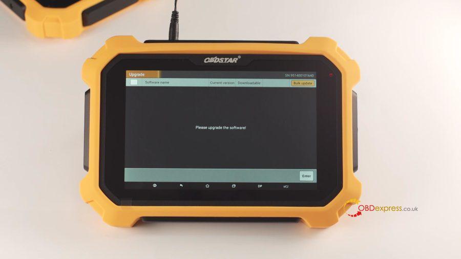 Obdstar X300 Dp Plus Register And Update 12