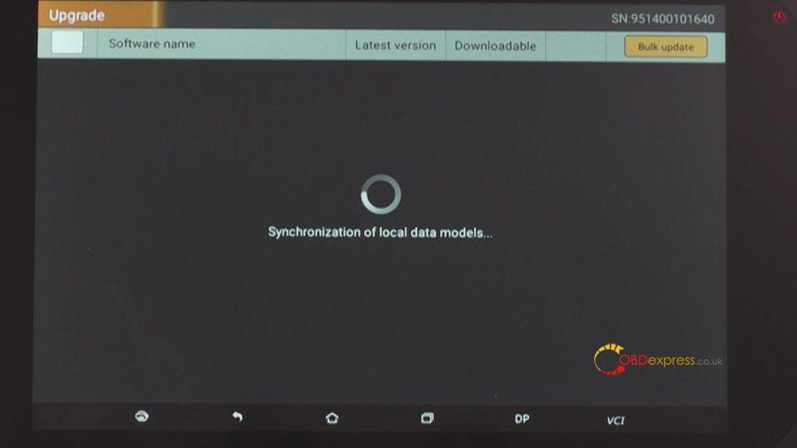 Obdstar X300 Dp Plus Register And Update 19
