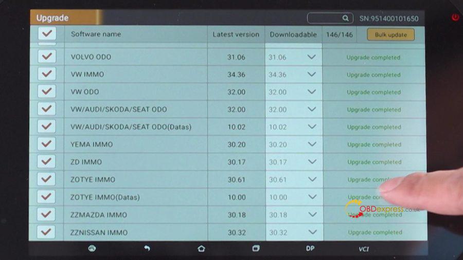 Obdstar X300 Dp Plus Register And Update 21
