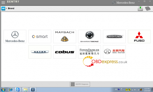 2020 03 MB C4 software 2 - 03.2020 Xentry/DAS XDOS Download For SD Connect C4 - 2020 03 MB C4 Software 2