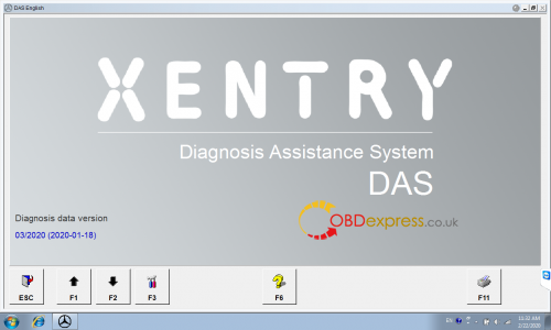 2020 03 MB C4 software 6 - 03.2020 Xentry/DAS XDOS Download For SD Connect C4 - 2020 03 MB C4 Software 6