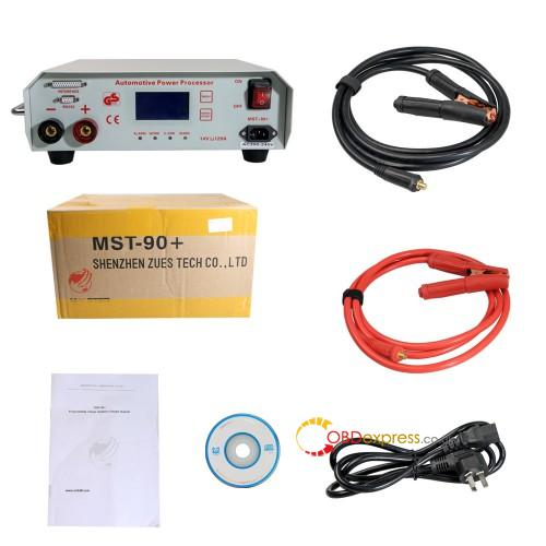 MST 90 120A Automotive Voltage Regulator Stabilizer