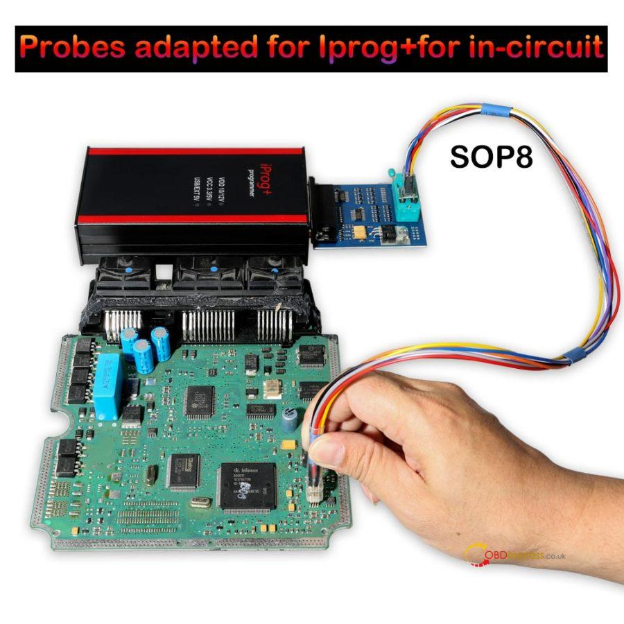 Probes Adapters For IPROG+ Pro In Circuit 1