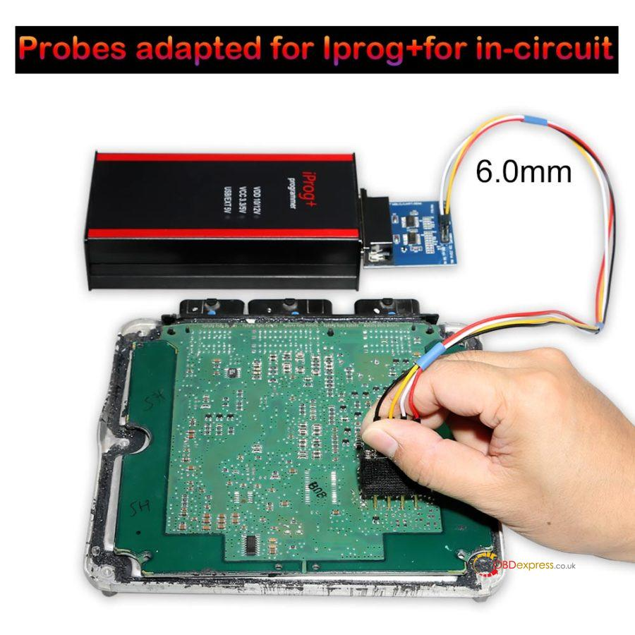 Probes Adapters For IPROG+ Pro In Circuit 3
