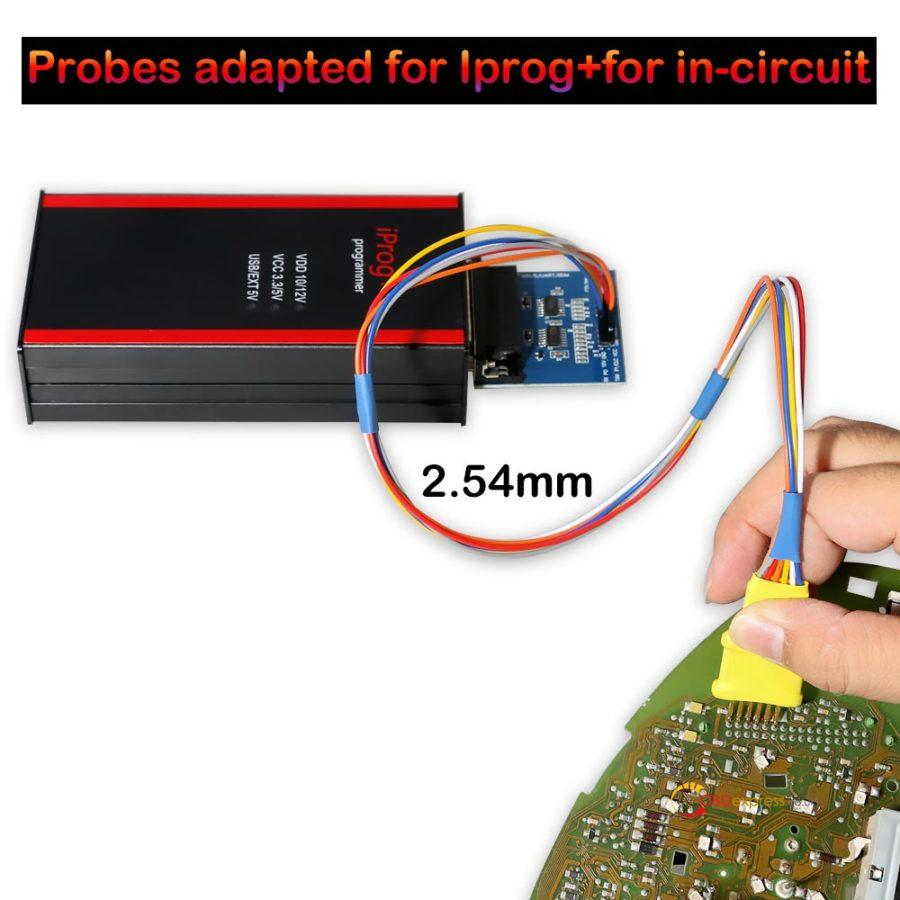 Probes Adapters For IPROG+ Pro In Circuit 5