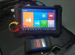 autel im608 - Autel IM608 Volvo xc90 2004 key programming via OBD or by dump?