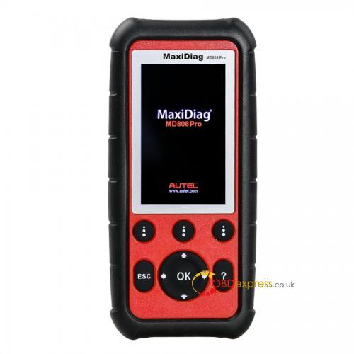 autel maxidiag md808 pro 07 - 2019 Sprinter Hymer Motorhome OBD2 Scanner Advice - Autel Maxidiag Md808 Pro 07